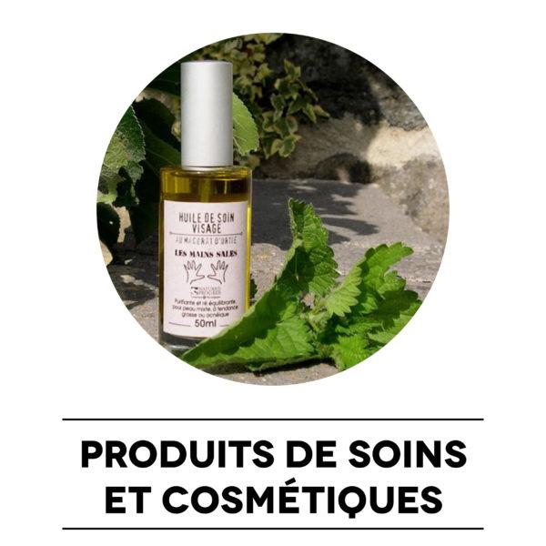 Produits de soin et cosmétiques