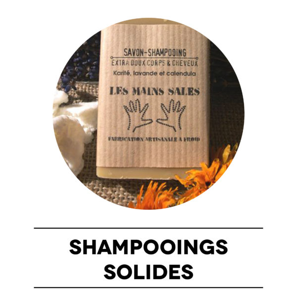 Shampooings solides